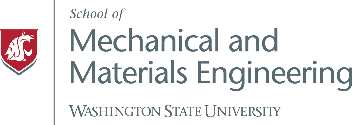 School of Mechanical and Materials Engineering, Washington State University.