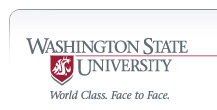 Washington State University - World Class. Face to Face.