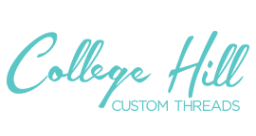 College Hill custom threads.