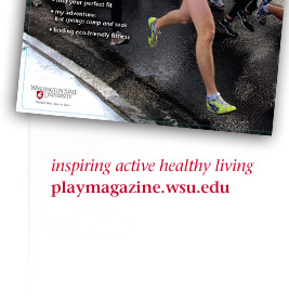 inspiring active healthy living - playmagazine.wsu.edu